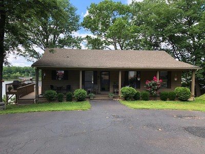 Savannah TN Single Family Home Contingent: $274,900