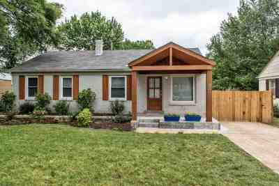Single Family Home Contingent: 508 Lytle