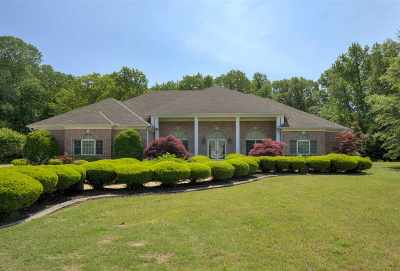 Munford Single Family Home For Sale: 620 Maple Hill