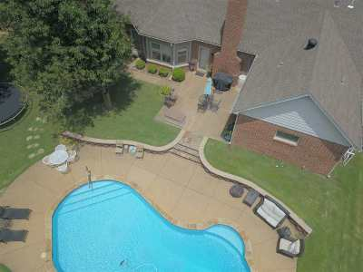 Collierville Single Family Home For Sale: 591 Fort Sumpter