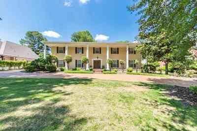 Memphis Single Family Home For Sale: 4272 Walnut Grove