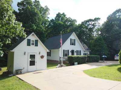 Morris Chapel Single Family Home For Sale: 4460 Glendale