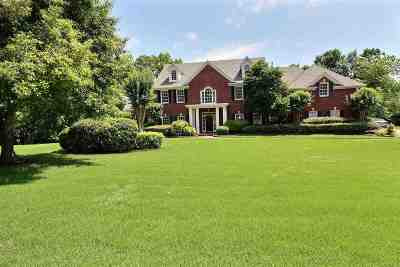 Collierville Single Family Home For Sale: 2616 Twin Hawks