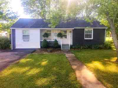 Waynesboro Single Family Home For Sale: 610 Walnut