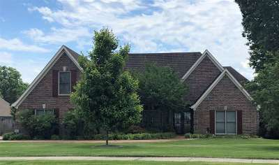 Bartlett Single Family Home Contingent: 6325 Bristol Glen