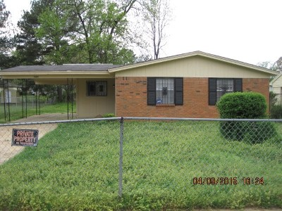 Memphis Single Family Home For Sale: 5057 Long Branch