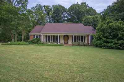 Germantown Single Family Home For Sale: 7851 Cross Ridge