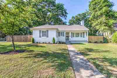High Point Terrace Single Family Home For Sale: 3610 Philwood