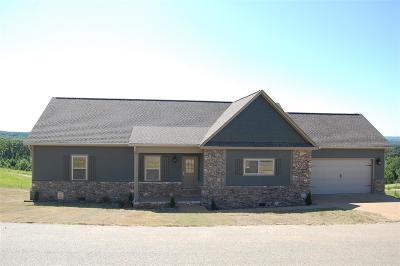 Counce Single Family Home For Sale: 465 Turkey Knob