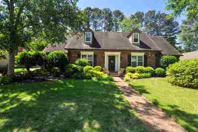Germantown Single Family Home For Sale: 8669 Pepper Bush