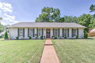 Collierville Single Family Home Contingent: 111 E Graycrest