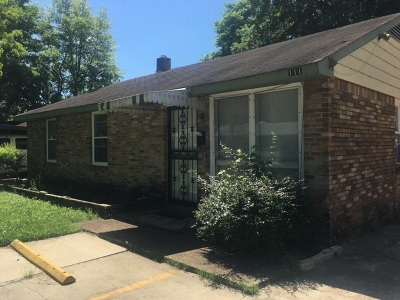 Memphis Single Family Home For Sale: 111 W Gage