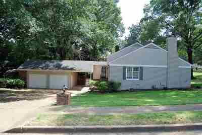 Memphis Single Family Home For Sale: 1388 Hayne