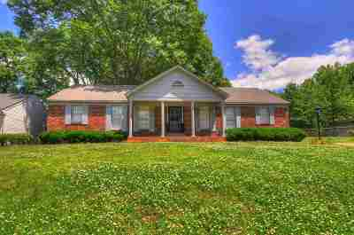 Memphis Single Family Home For Sale: 3118 Coleman