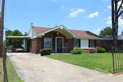 Memphis Single Family Home For Sale: 428 W Mitchell