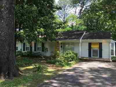 Memphis Single Family Home Contingent: 364 St Nick