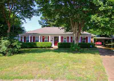 Memphis Single Family Home For Sale: 5246 Yellowood