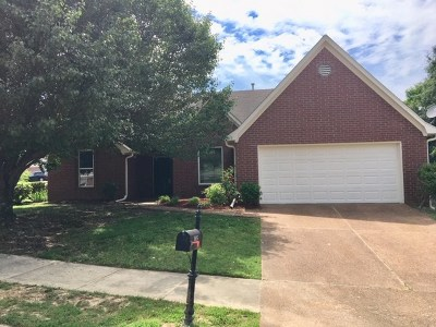 Collierville Single Family Home For Sale: 1485 Kelsey Woods