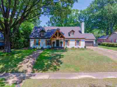 Memphis Single Family Home For Sale: 5502 Fiesta