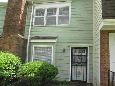 Bartlett Condo/Townhouse For Sale: 5422 Gatehouse #5422
