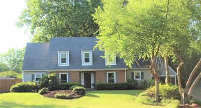 Germantown Single Family Home For Sale: 8020 Crossbow