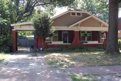 Single Family Home Contingent: 766 Dickinson