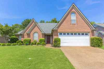 Arlington Single Family Home Contingent: 5779 Lillian Bend