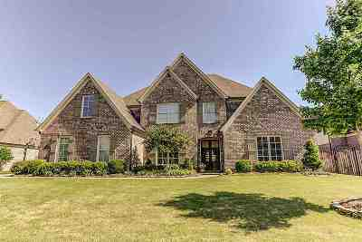 Collierville Single Family Home For Sale: 712 Briston