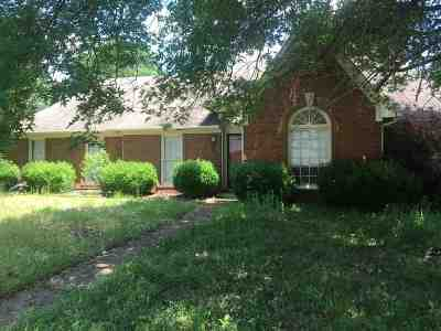 Memphis Single Family Home For Sale: 1270 Fox Trace