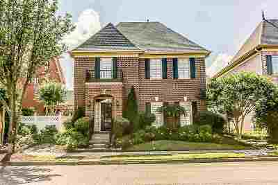 Collierville Single Family Home For Sale: 315 Park Manor