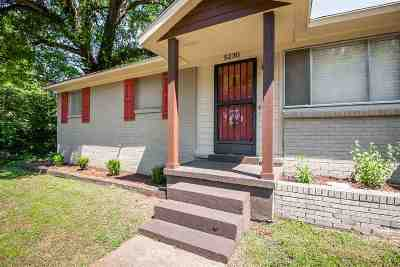 Memphis Single Family Home For Sale: 5230 Edenshire