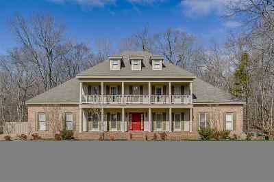 Bartlett Single Family Home For Sale: 9280 Ellen Davies