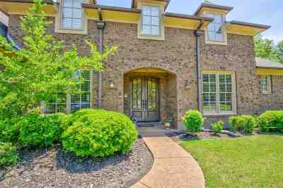 Collierville Single Family Home Contingent: 736 Magnolia Garden