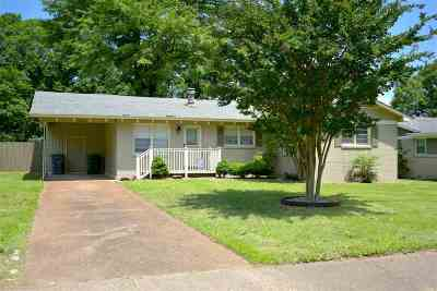 Shelby County Single Family Home For Sale: 5452 Mason