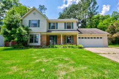 Collierville Single Family Home For Sale: 381 Rutledge