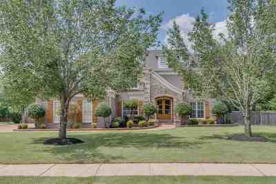 Collierville Single Family Home For Sale: 664 Dusk Ridge