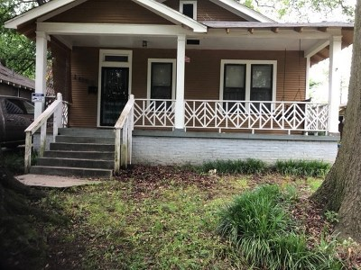 Single Family Home For Sale: 1058 Bruce