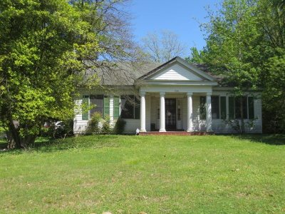 Single Family Home For Sale: 726 N Trezevant