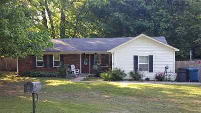 Ripley Single Family Home For Sale: 2252 Arp Central