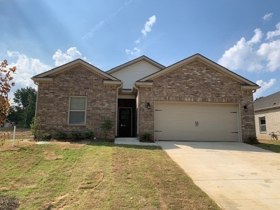 Atoka Single Family Home For Sale: 141 Stephanie
