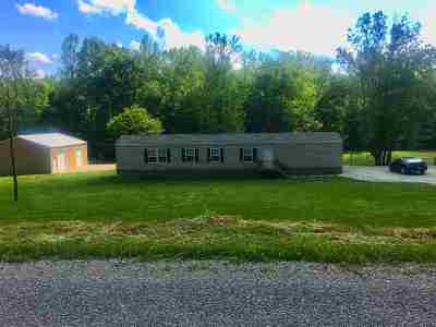 Waynesboro Single Family Home For Sale: 4480 Upper Factory Creek
