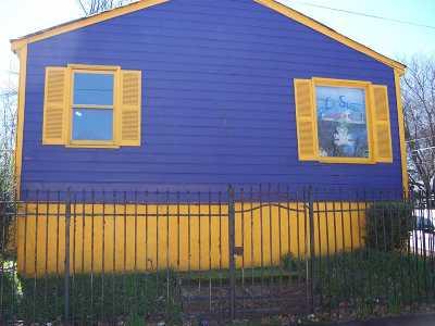 Memphis TN Single Family Home For Sale: $40,000