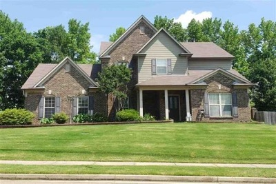 Atoka Single Family Home For Sale: 104 Sterling Ridge