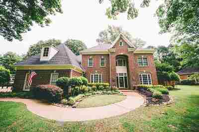 Germantown Single Family Home For Sale: 9523 Dogwood Estates