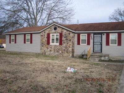Memphis Single Family Home For Sale: 5050 Horn Lake