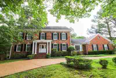 Memphis Single Family Home For Sale: 2289 Kirby