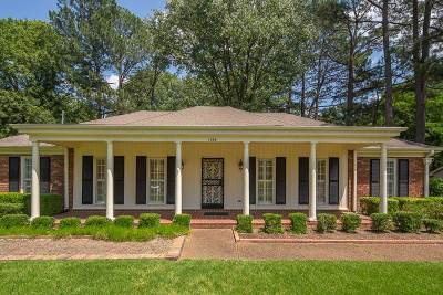 Germantown Single Family Home For Sale: 1666 Oak Hill