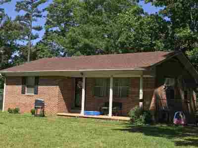 Selmer Single Family Home For Sale: 1401 New Bethel