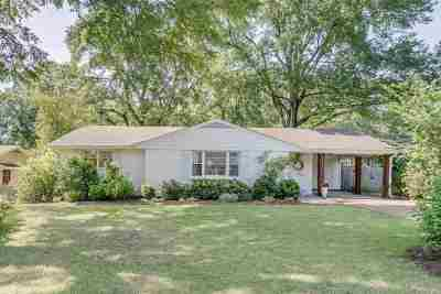 Shelby County Single Family Home For Sale: 5531 Barfield