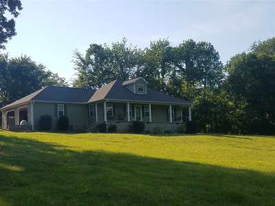 Savannah TN Single Family Home For Sale: $239,900